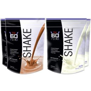 Picture of Shape Pack 3 (2 Chocolate, 2 Vanilla SHAKEs)
